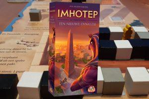 Imhotep uitbreiding: Een Nieuwe Dynastie review