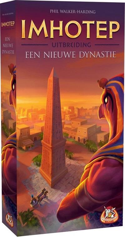 Imhotep uitbreiding: Een Nieuwe Dynastie