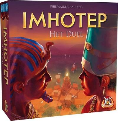 Imhotep: Het Duel