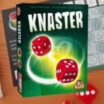 Knaster dobbelspel review: omcirkelen en veiligstellen