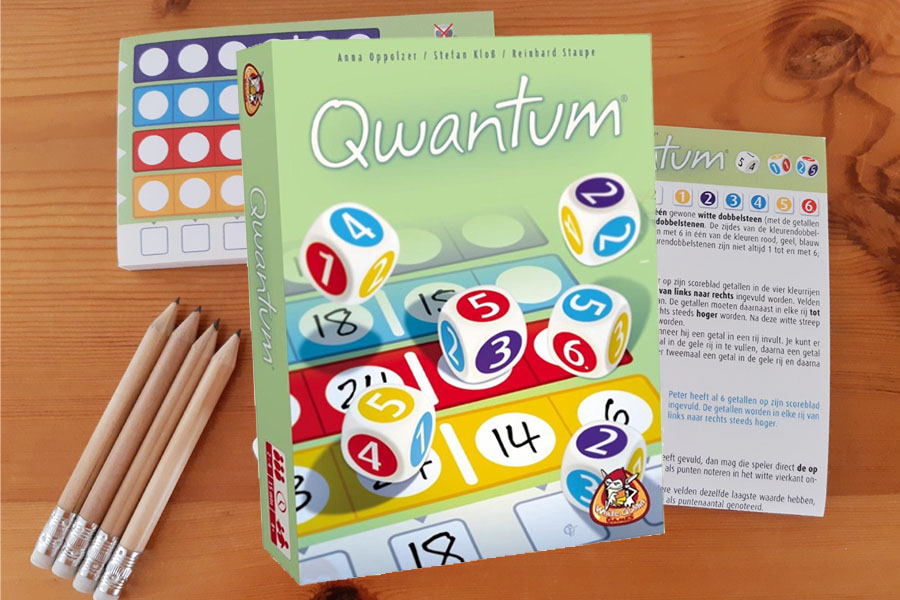 Qwantum dobbelspel review: van laag naar hoog en terug!