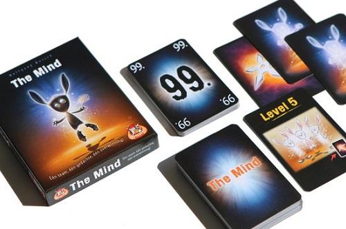 The Mind kaarten