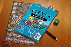Clever Challenge 1 dobbelspel review: Uitgebreide nieuwe mogelijkheden