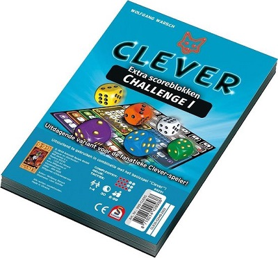 Clever Challenge 1 dobbelspel