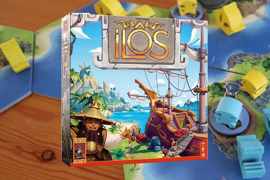 Ilös spel review: Waardevolle grondstoffen bemachtigen