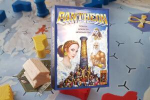 Pantheon spel review: Volken, Goden en monumenten!