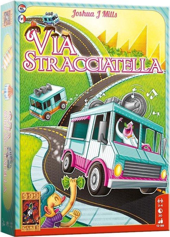 Via Stracciatella Bordspel