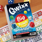 Qwixx Big Points review: Heel veel punten scoren!