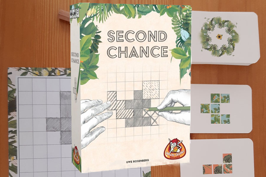 Second Chance review: puzzelen en tekenen