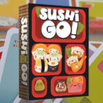 Sushi Go kaartspel review: maak de lekkerste combinaties!
