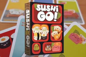 Sushi Go kaartspel review: maak de lekkerste combinaties!