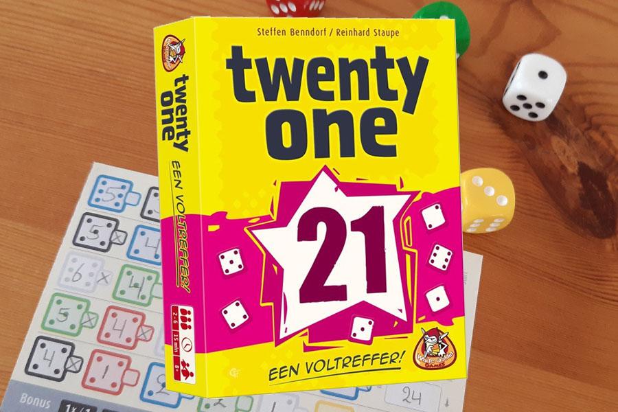 Twenty One dobbelspel review: dobbel voor een voltreffer!