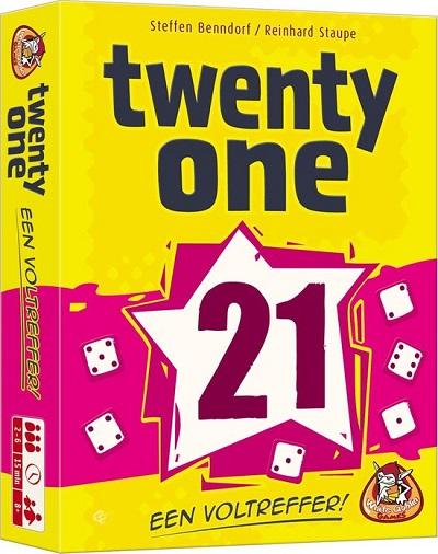 Twenty One dobbelspel