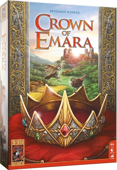 Crown of Emara bordspel