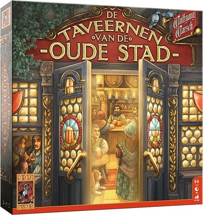 Taveernen van de Oude Stad bordspel