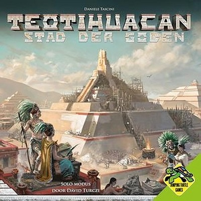 Teotihuacan - Stad der Goden