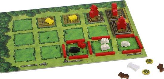 Agricola spelers bordje
