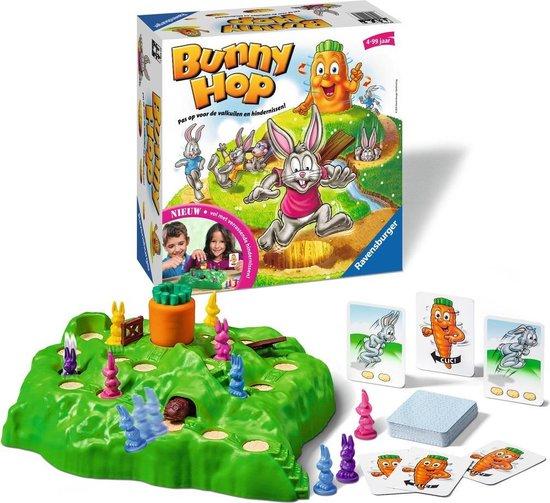 Bunny Hop spelopzet