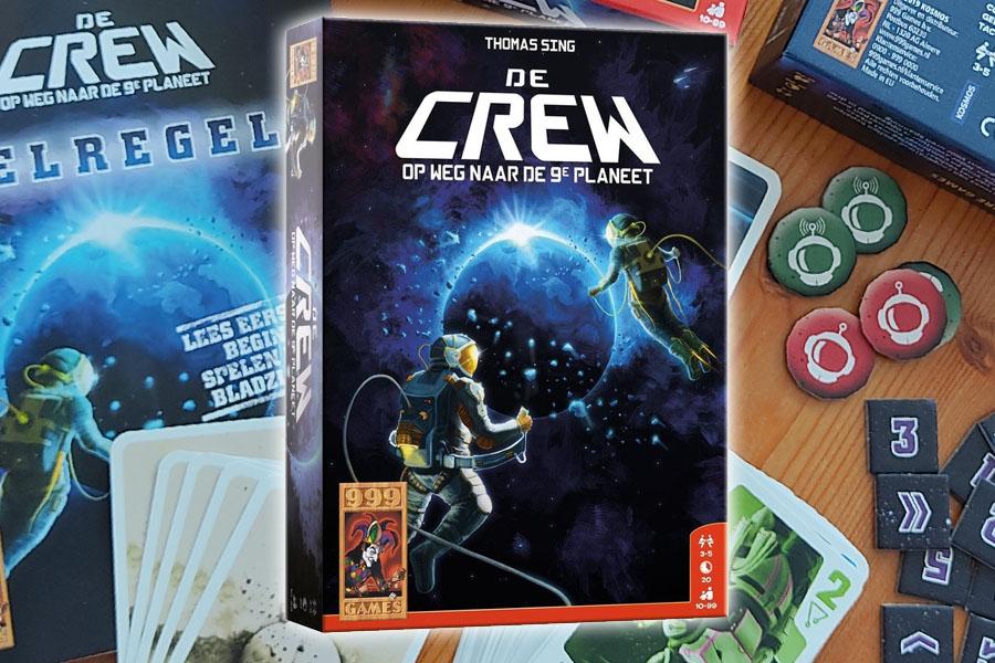 De Crew bordspel review: Coöperatief kaartspel