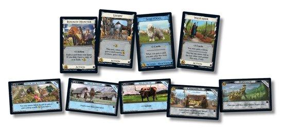 Dominion: Menagerie speelkaarten