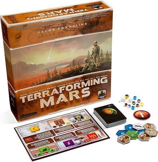 Terraforming Mars spel