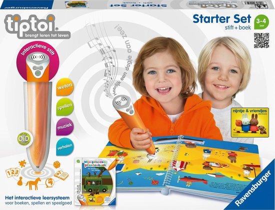 TipToi Starter Set: De Avonturen van Nijntje