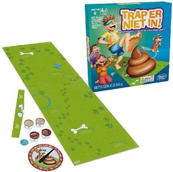 Trap Er Niet In! Kinderspel
