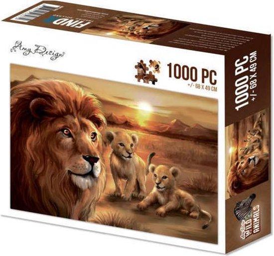 Amy Design puzzel 1000 stukjes