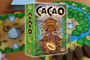 Cacao bordspel review: Tegellegspel met tactisch inzicht