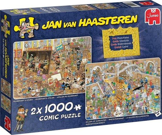 Jan van Haasteren: Een dagje naar het Museum