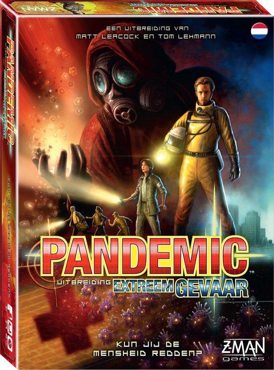Pandemic Extreem Gevaar uitbreiding