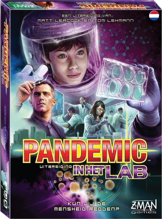 Pandemic In Het Lab uitbreiding