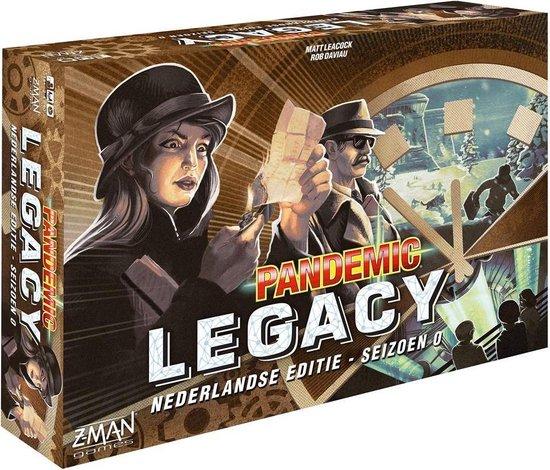 Pandemic Legacy Seizoen 0