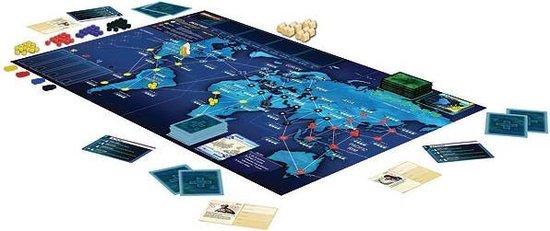 Pandemic Legacy Seizoen 1 speelbord