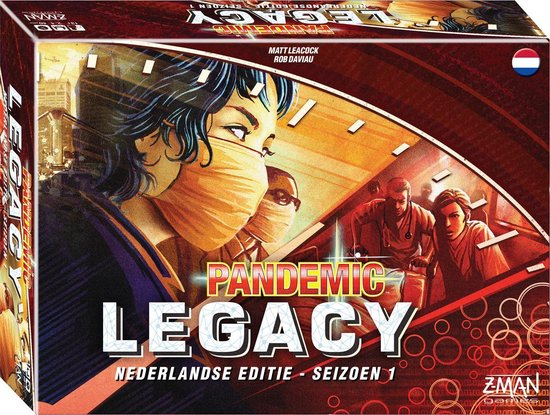 Pandemic Legacy Seizoen 1