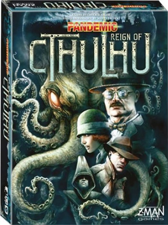 Pandemic Reign of Cthulh