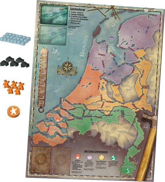 Pandemic Rising Tide speelbord Nederland