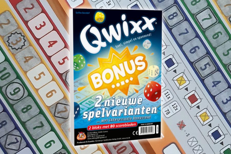 Qwixx Bonus review: nieuwe variant van het populaire dobbelspel