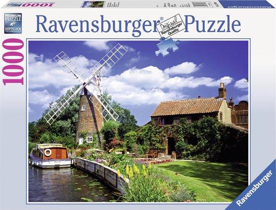 Ravensburger Schilderachtige Molen 1000 stukjes