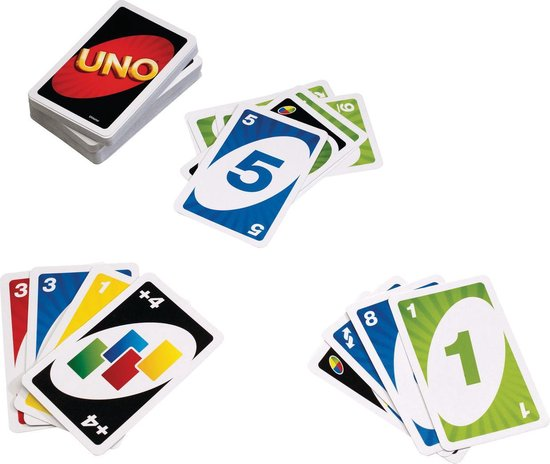 UNO speelkaarten