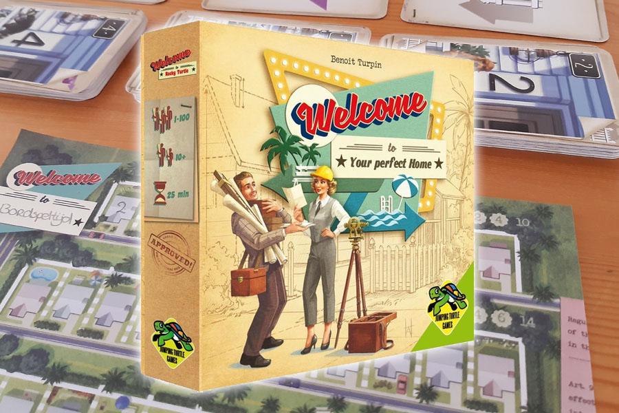 Welcome To Review: bouw de beste woonwijk!
