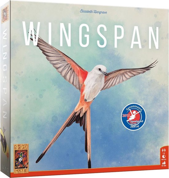 Wingspan bordspel