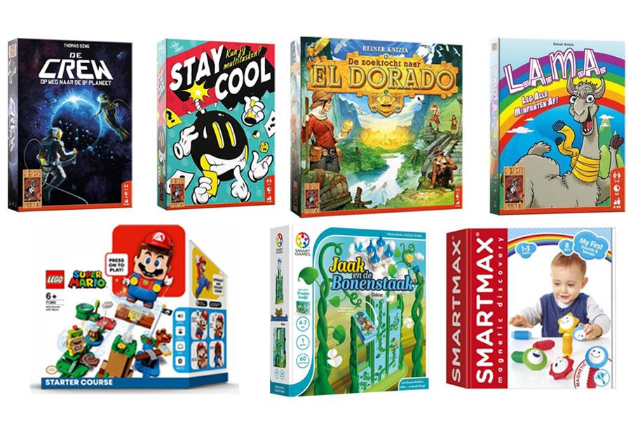 Winnaars Speelgoed van het Jaar 2020