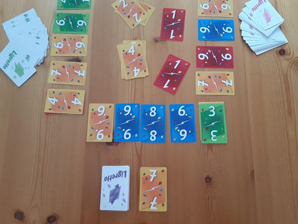 Ligretto spelen