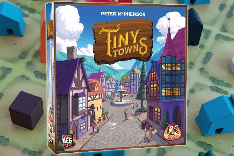 Tiny Towns review: Tactisch je stad opbouwen