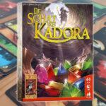 De Schat van Kadora kaartspel review: diamanten sparen