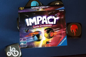Impact dobbelspel review: battle of the elements