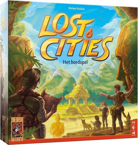 Lost Cities: Het Bordspel