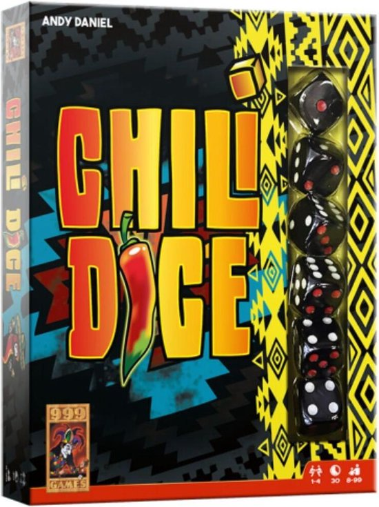 Chili Dice dobbelspel