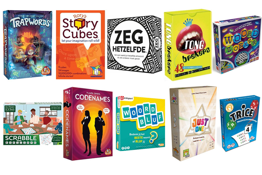 Lees meer over het artikel De top 10 leukste bordspellen met woorden en letters